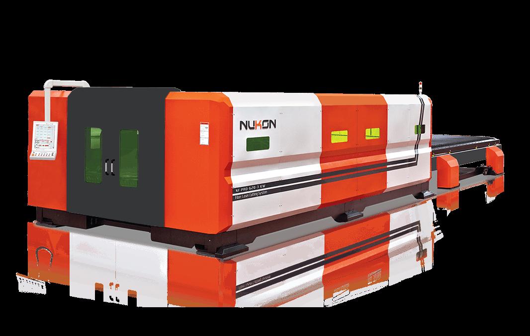 Fiber Laser Cutter NF Pro 620