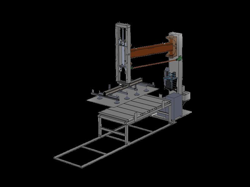 Nukon N Lift -Loading System