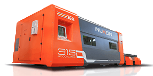 Nukon fiber laser cutting machine
